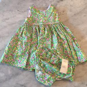 NWT Ralph Lauren wrap dress